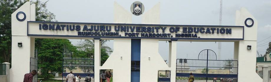 Ignatius Ajuru University of Education1