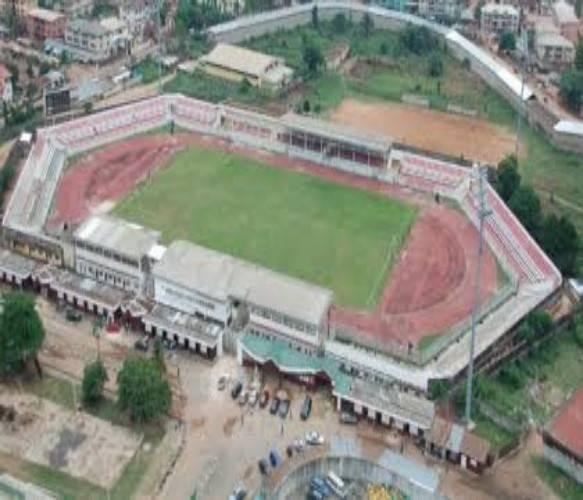 The Dan Anyiam Stadium