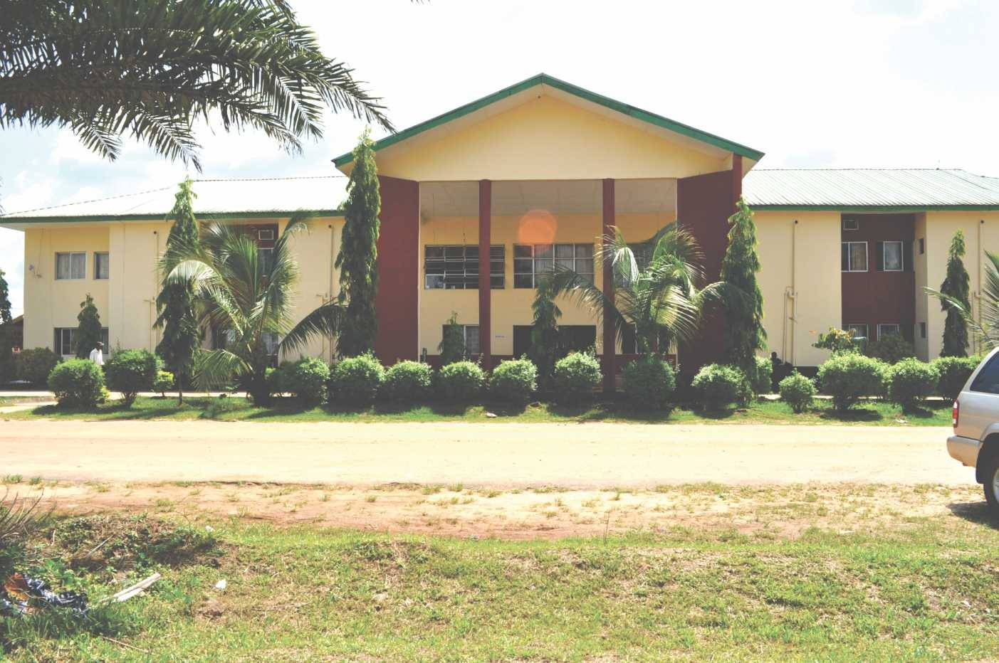 Michael Okpara University of Agriculture6