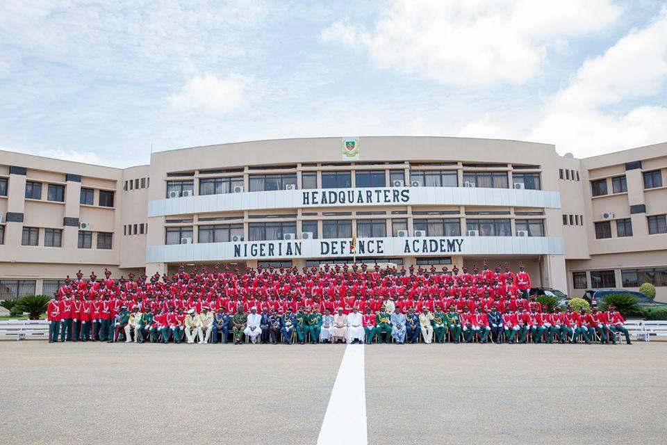 Nigerian Defence Academy, Kaduna