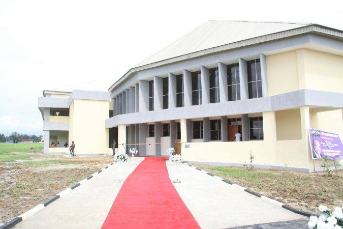 Rivers State University of Science and Technology2