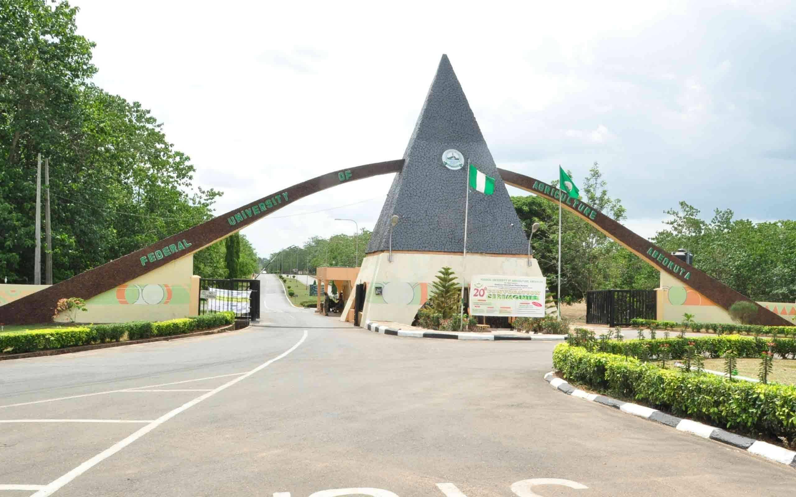Federal University of Agriculture, Abeokuta2