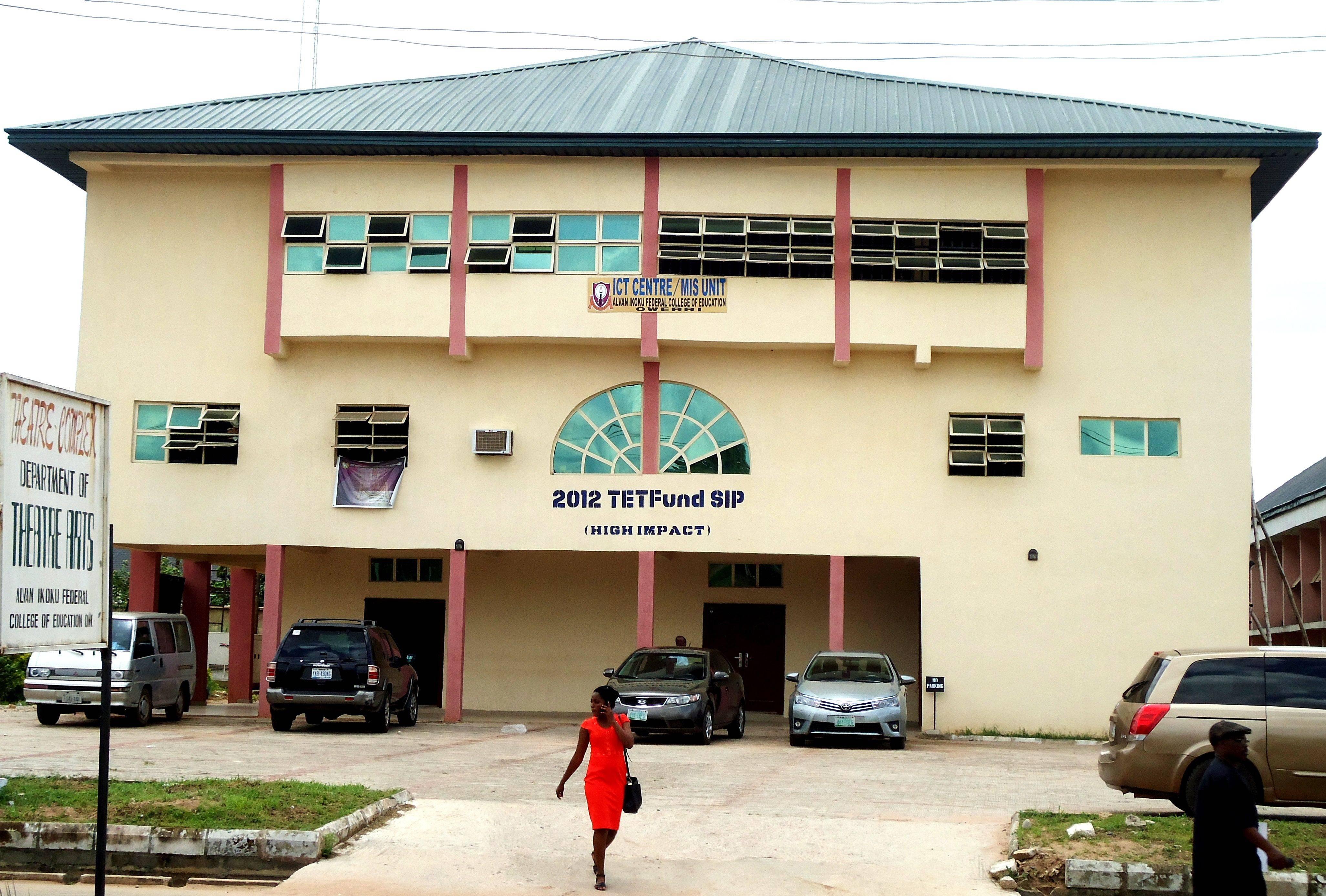Alvan Ikoku Federal College of Education2
