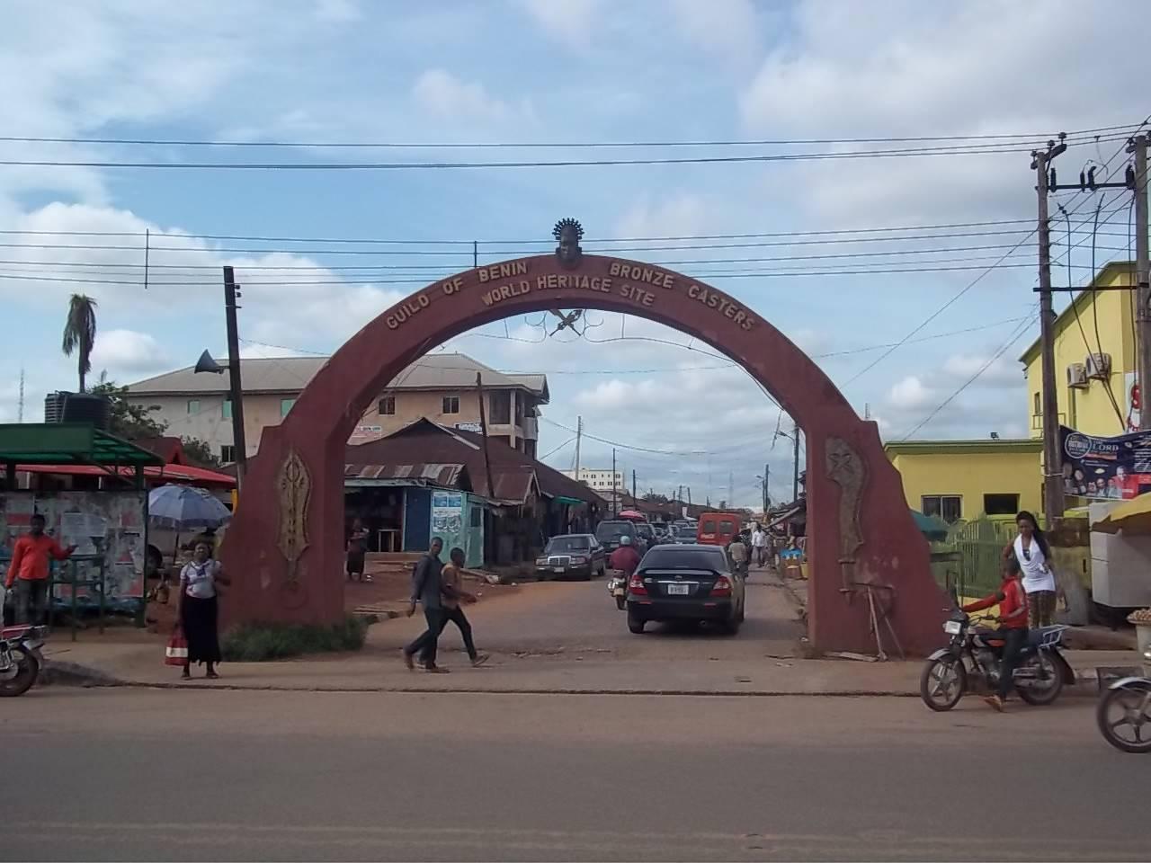 Igun-Eronmwon Quarters, Place in Nigeria