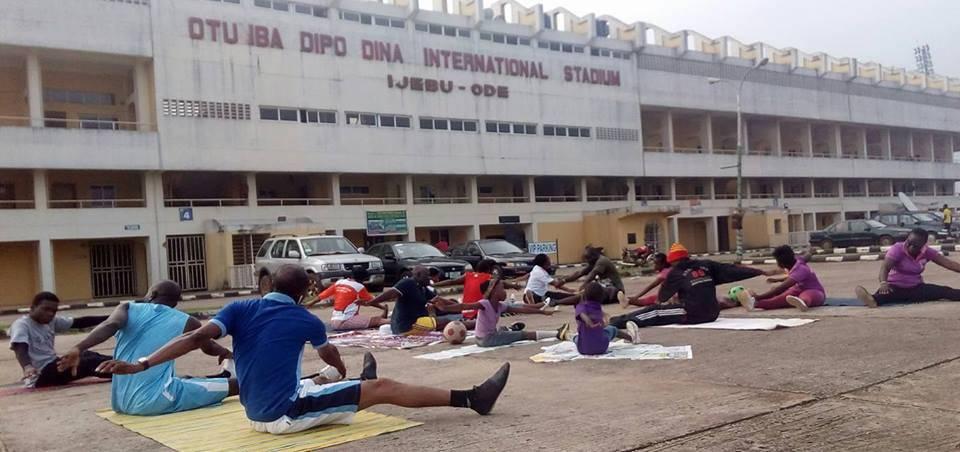 Otunba Dipo Dina International Stadium