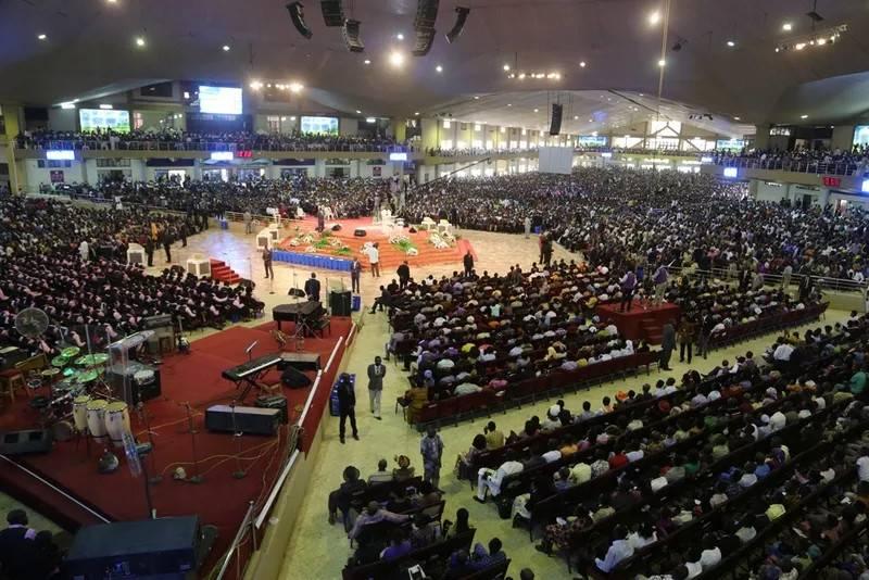 Living Faith Tabernacle Worldwide, Otta