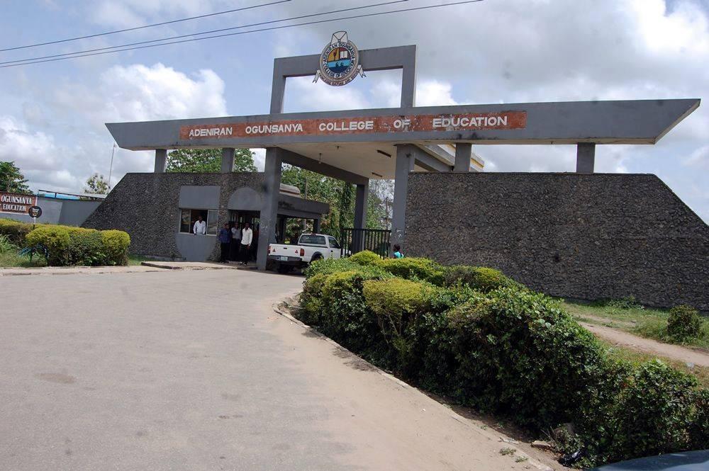 Adeniran Ogunsanya College of Education1