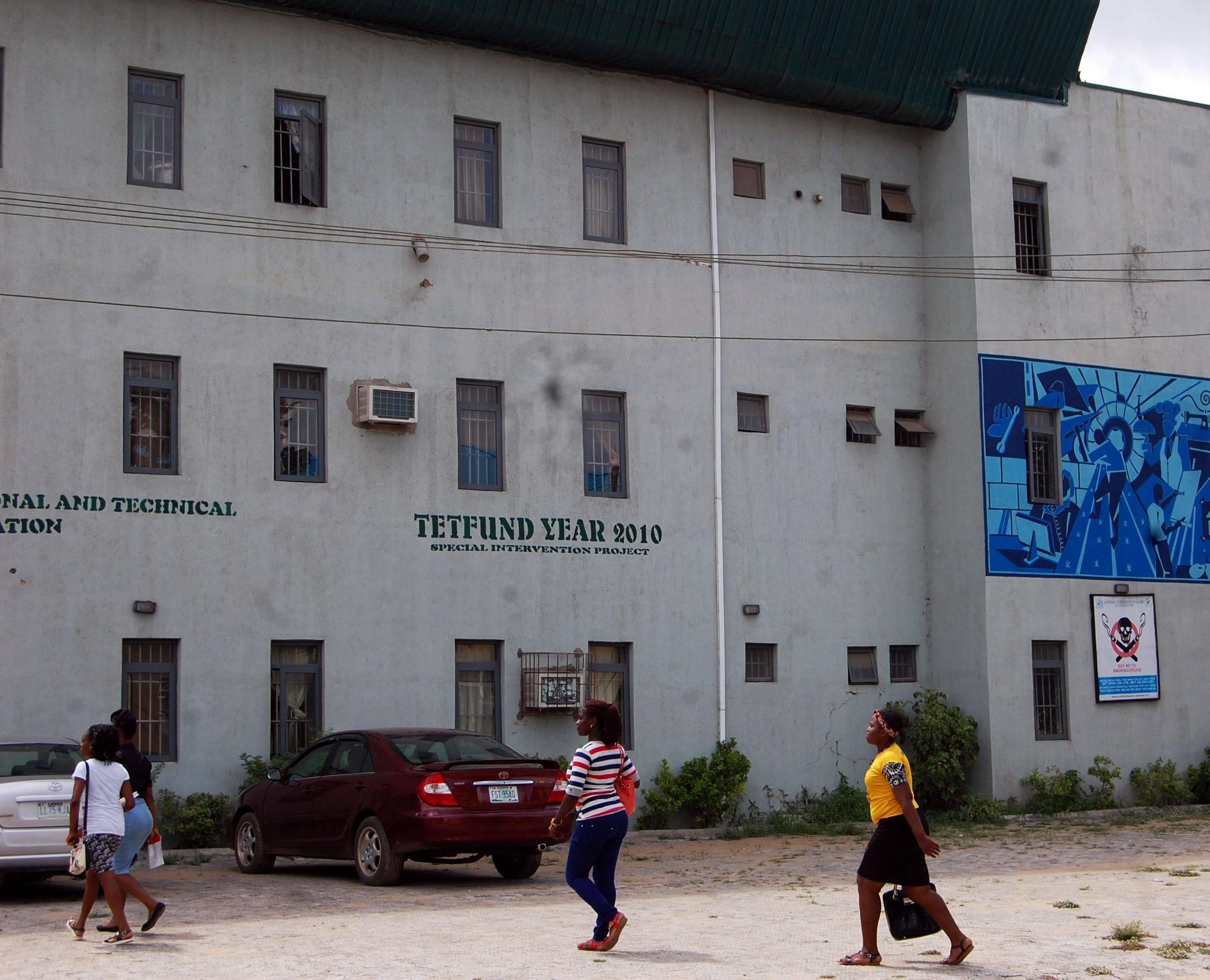 Adeniran Ogunsanya College of Education3