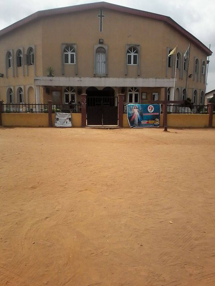 St. Peter Catholic Church, Ota