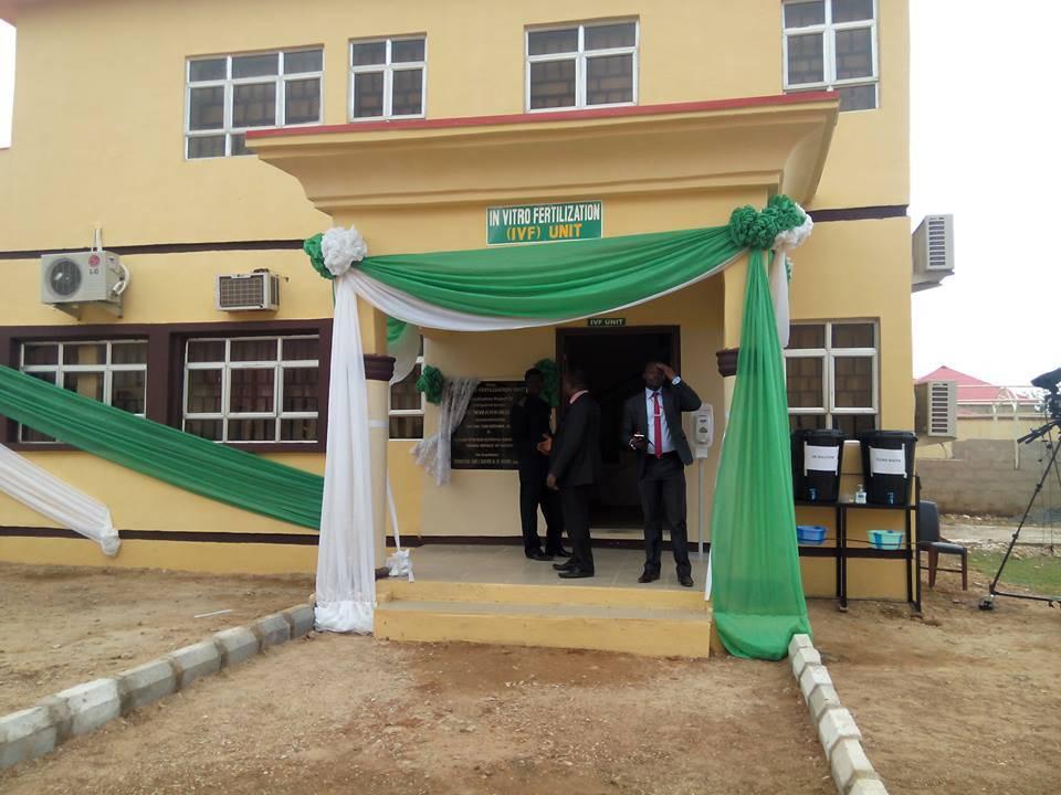National Obstetric Fistula Centre, Abakaliki