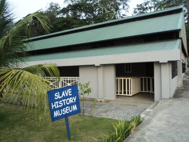 Slave History Museum1