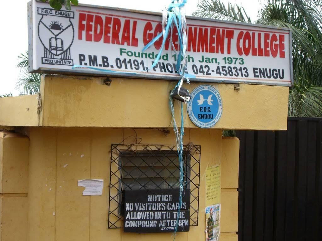 Federal Government College, Enugu