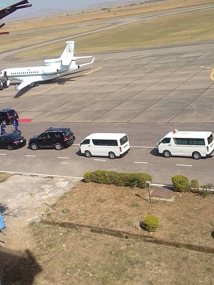 Yakubu Gowon Airport
