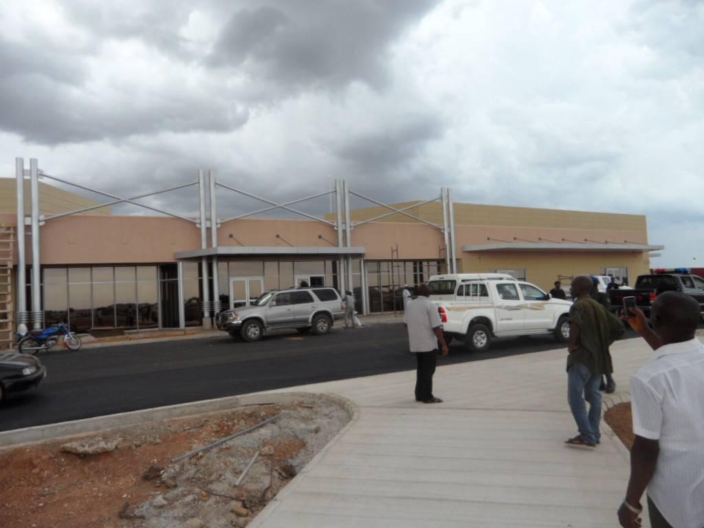 Bauchi Airport