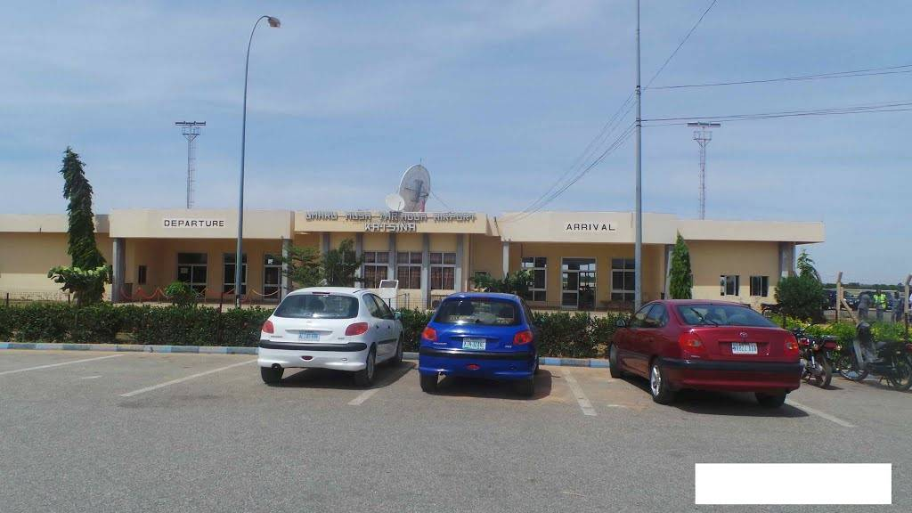 Umaru Musa Yar'Adua Airport