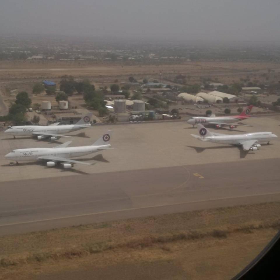 Zaria Airport