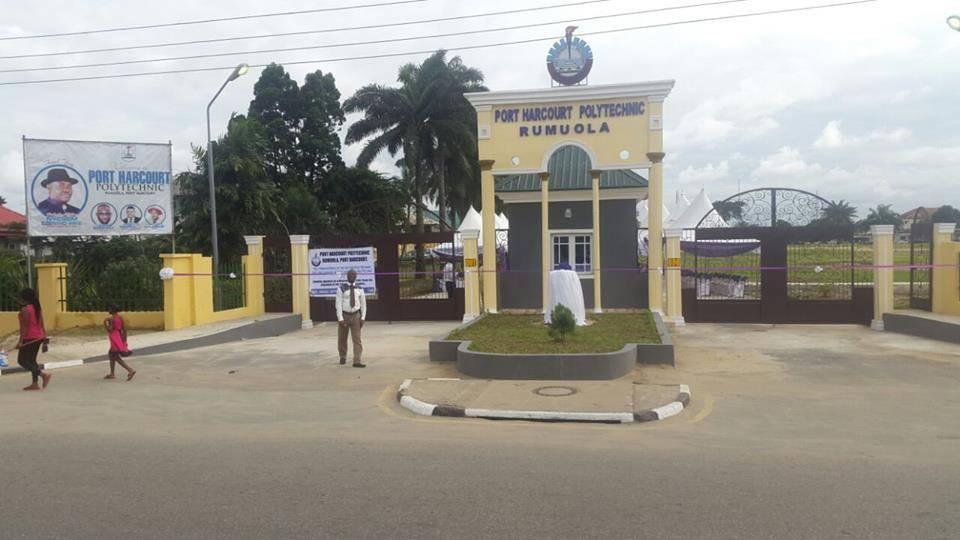 Port Harcourt Polytechnic, Rumuola1