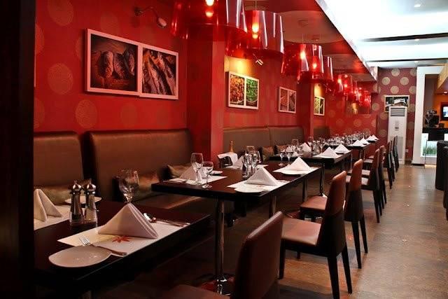 Saffron Restaurant and Lounge5