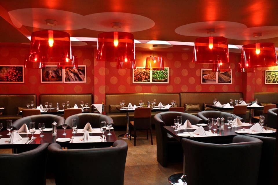 Saffron Restaurant and Lounge1