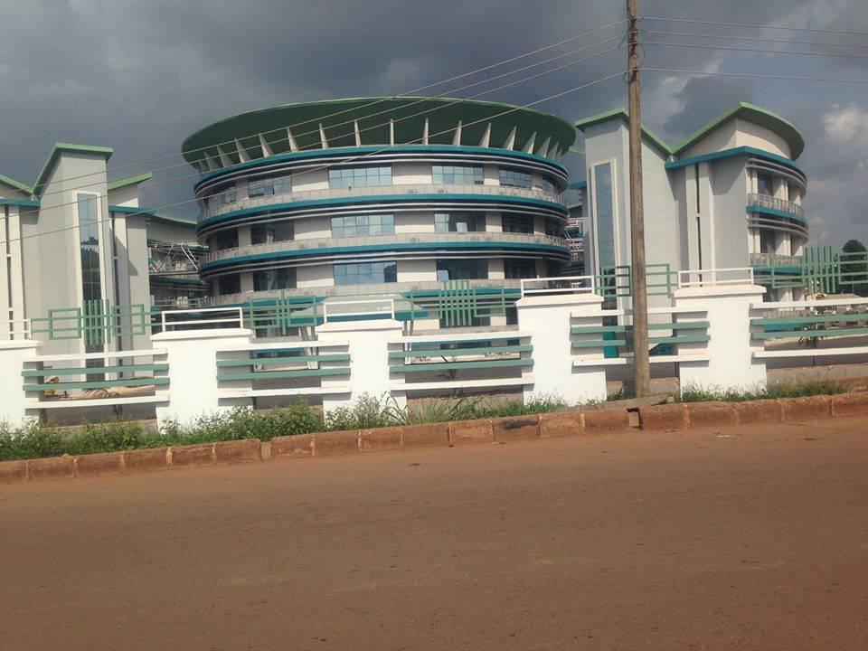 Enugu State Government Secretariat