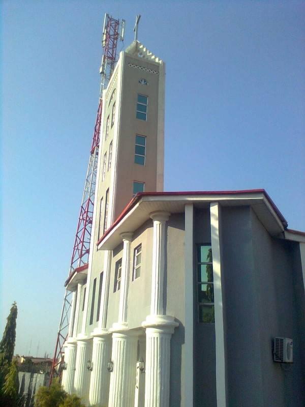 St. James Anglican Church, Asokoro