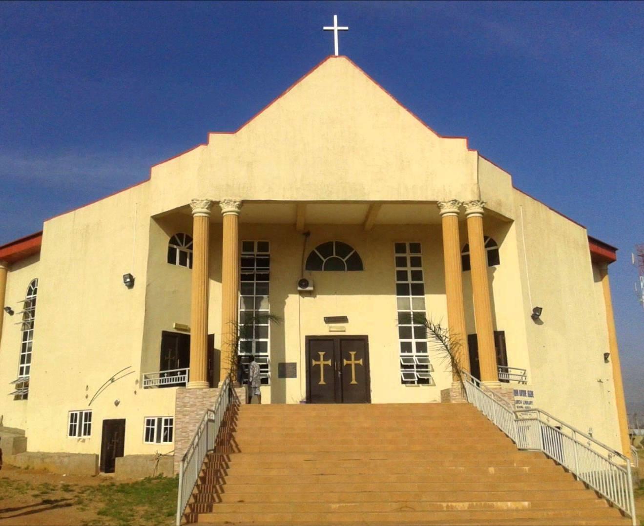 St. Andrew's Anglican Church Kubwa