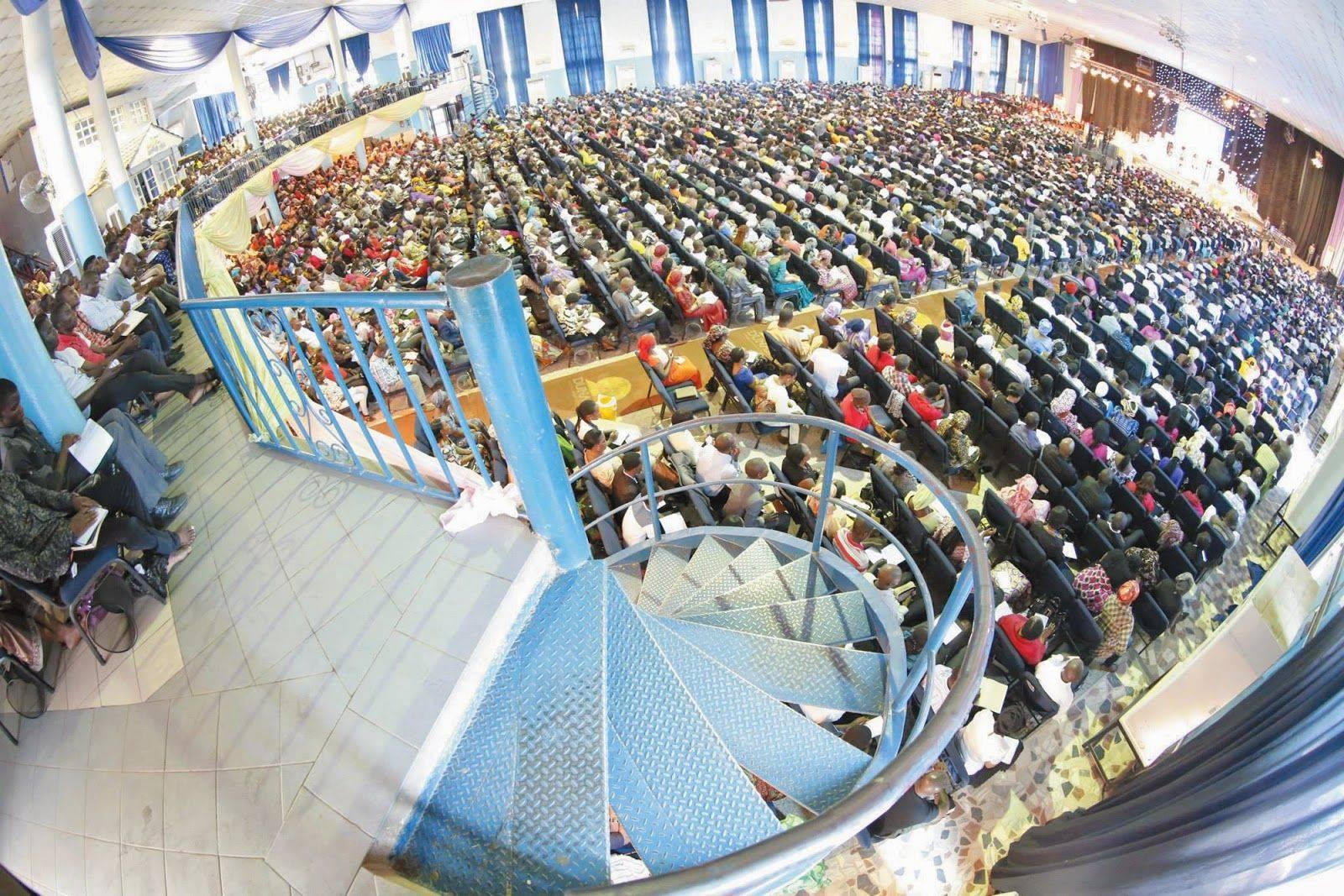 Dunamis International Gospel Centre, Abuja1