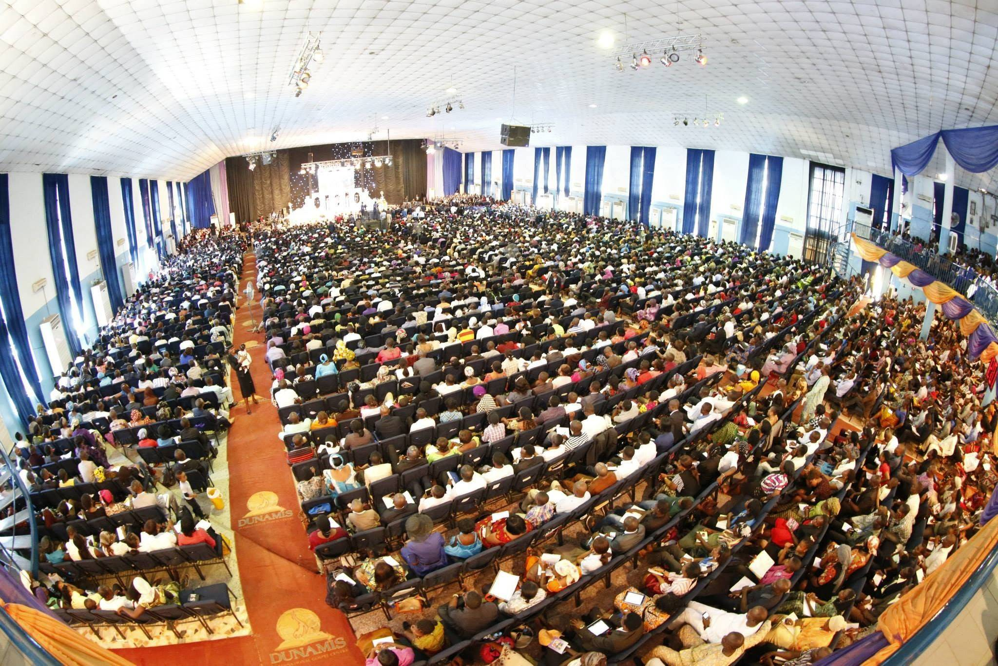 Dunamis International Gospel Centre, Abuja2