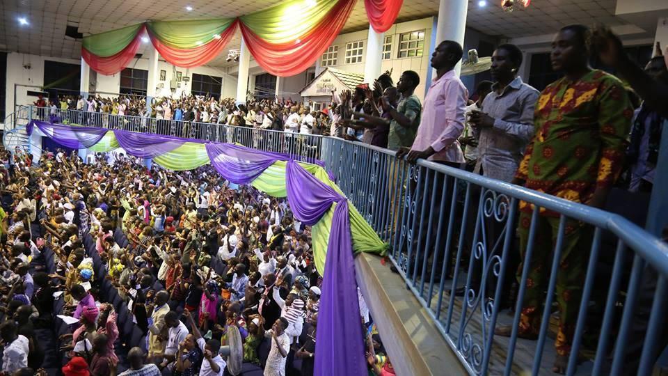 Dunamis International Gospel Centre, Abuja4