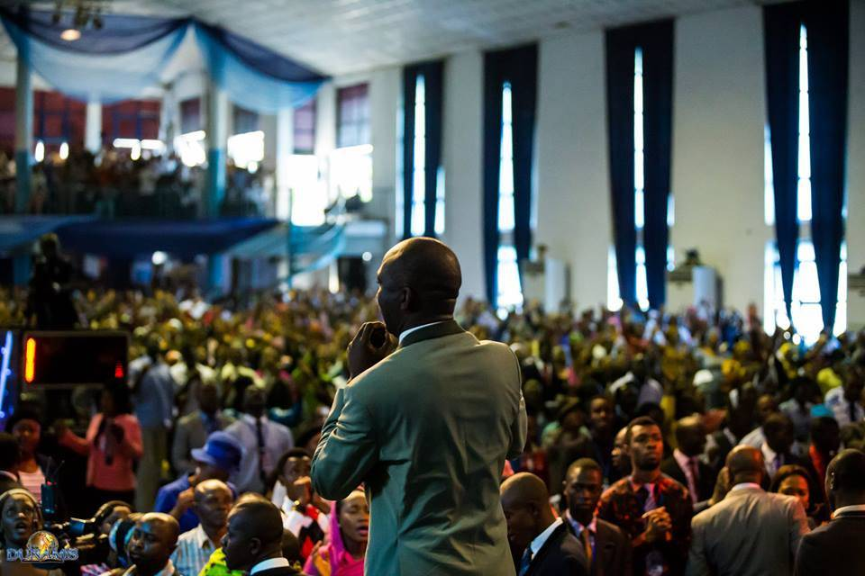 Dunamis International Gospel Centre, Abuja3