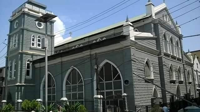 Holy Trinity Anglican Church, Ebute-Ero