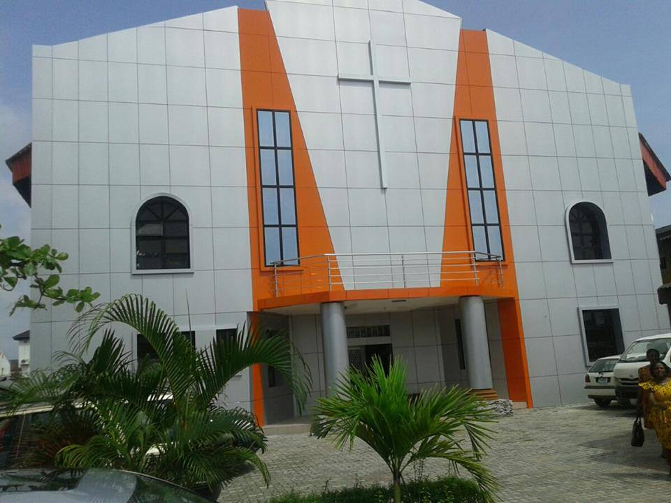 St. Peter's Anglican Church, Ikota