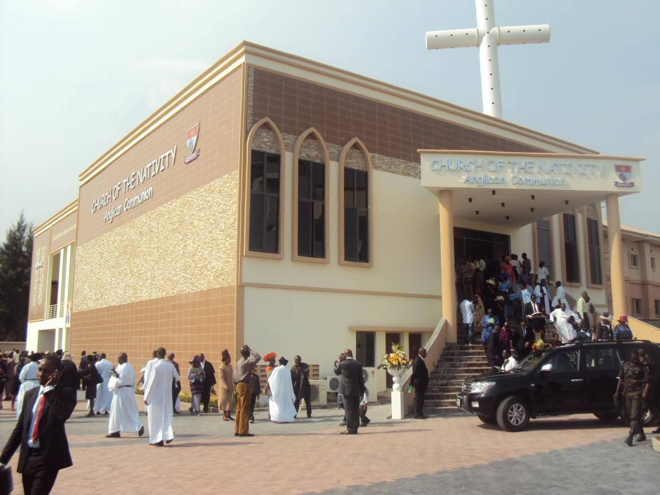 Church of the Nativity, Ikoyi