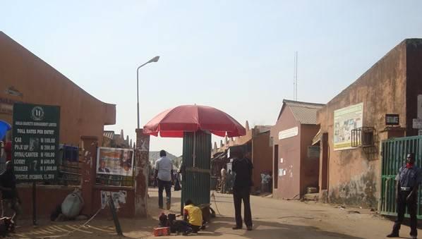Kado Fish Market