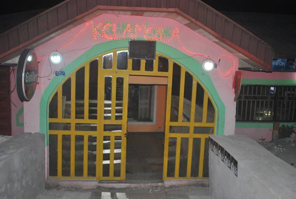 Kclamola Lounge