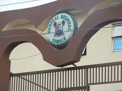 General Hospital, Somolu, Lagos. - Hotels.ng Places