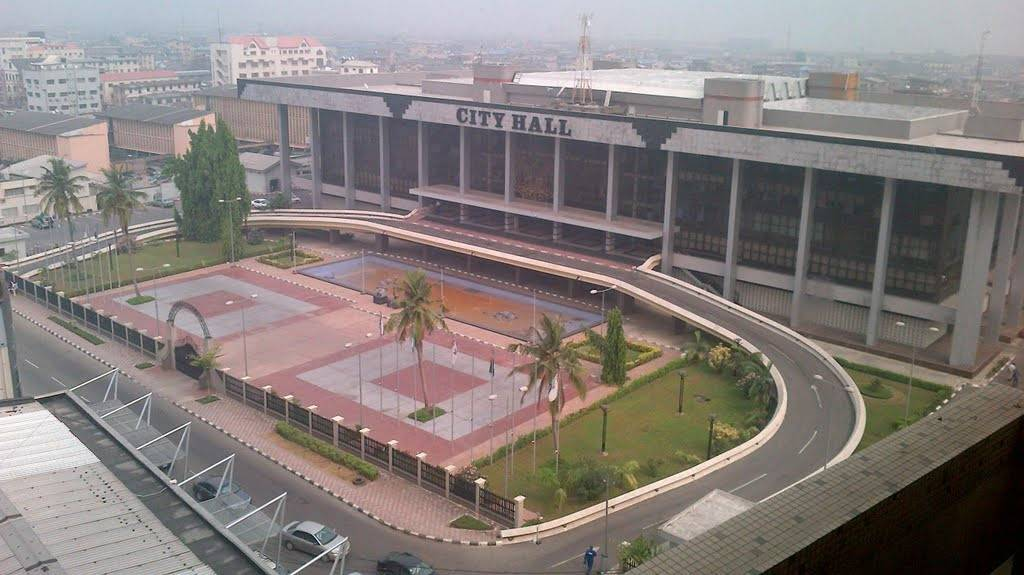 City Hall, Lagos2