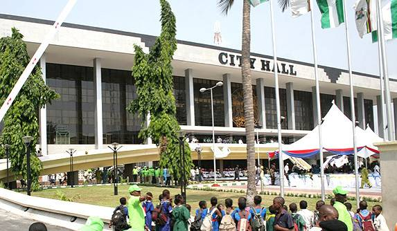 City Hall, Lagos3