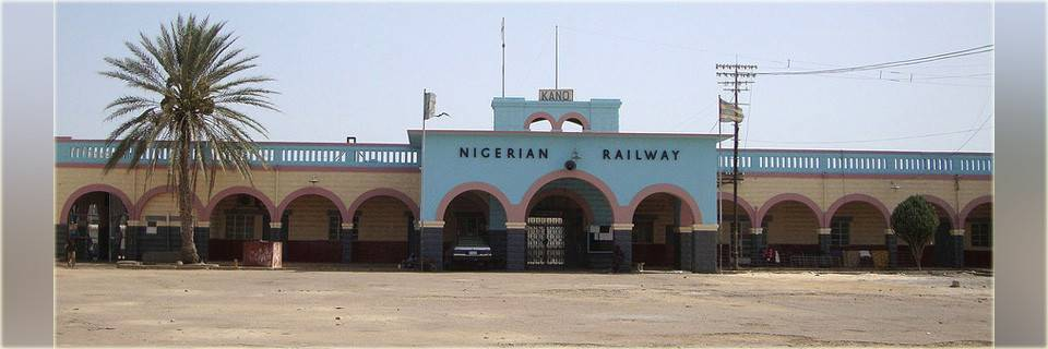 Kano Railway Station