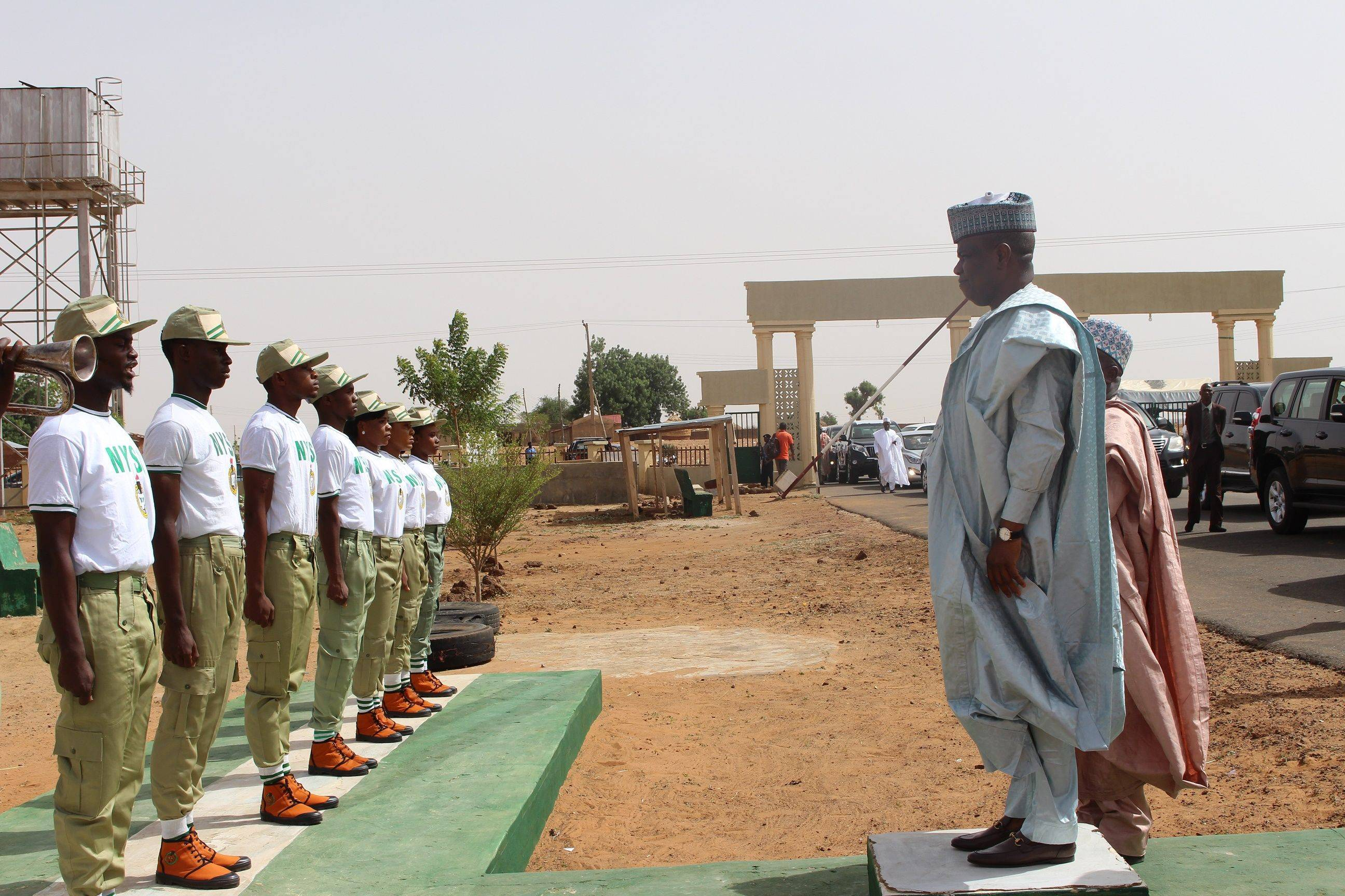 NYSC Permanent Orientation Camp, Sokoto1