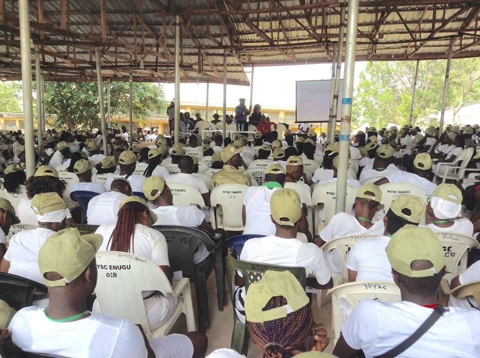 NYSC Permanent Orientation Camp, Enugu2