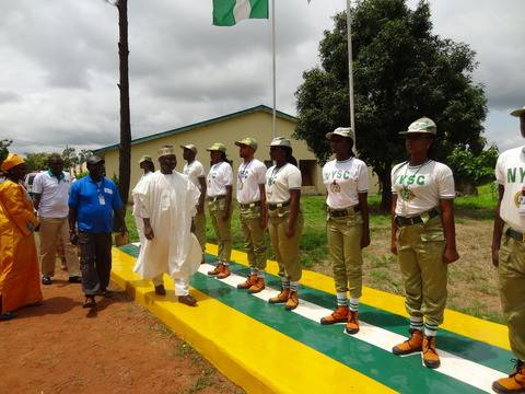 NYSC Permanent Orientation Camp, Enugu1