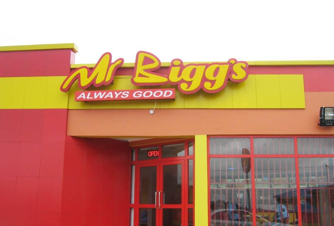 Mr. Bigg's,  Umuahia