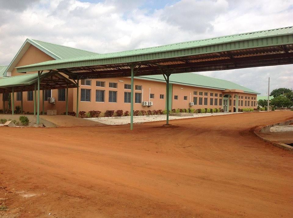 Federal Medical Centre, Yola3