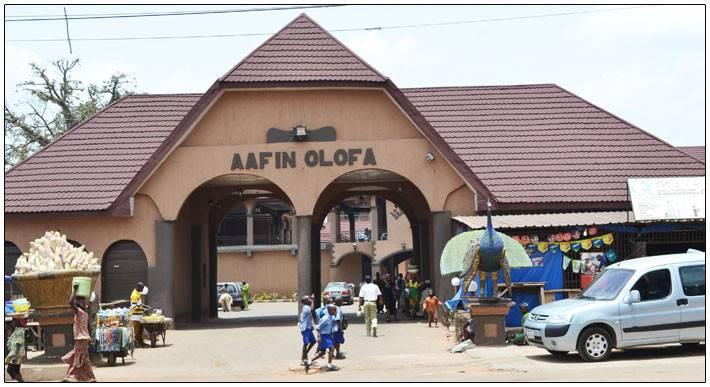 Olofa Of Offa Palace
