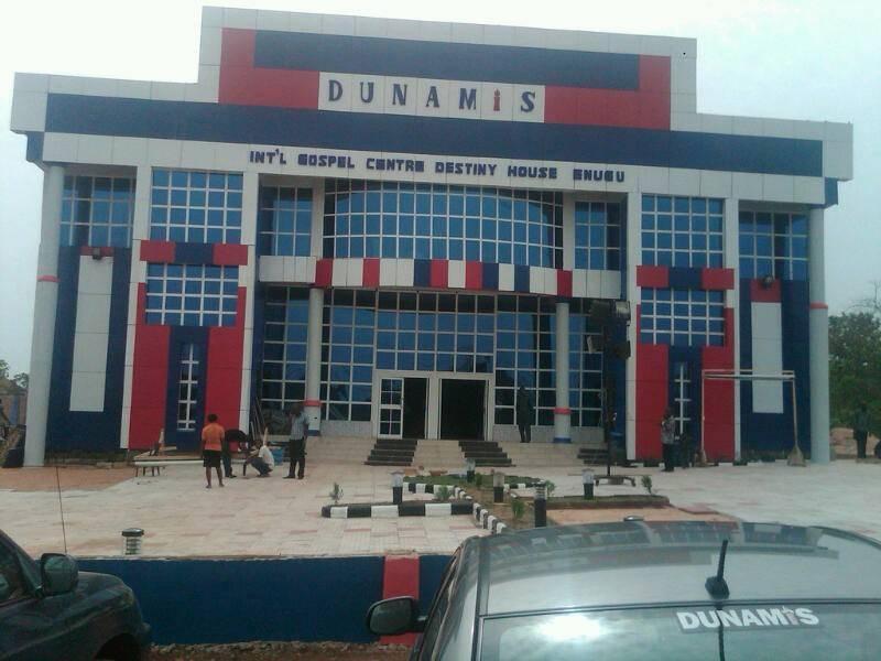 Dunamis International Gospel Centre, Enugu