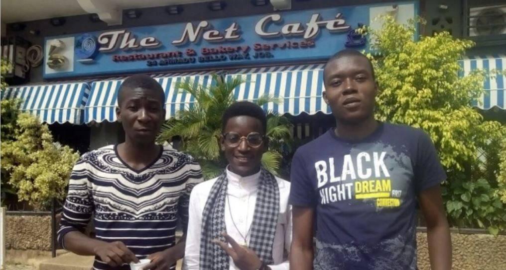 AfriOne Café