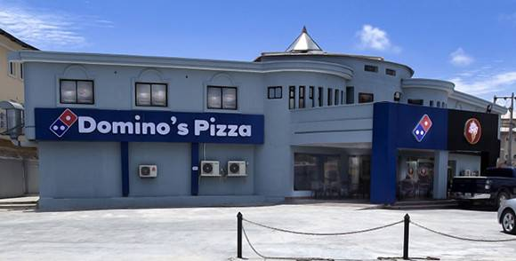 Domino's Pizza, Agungi1