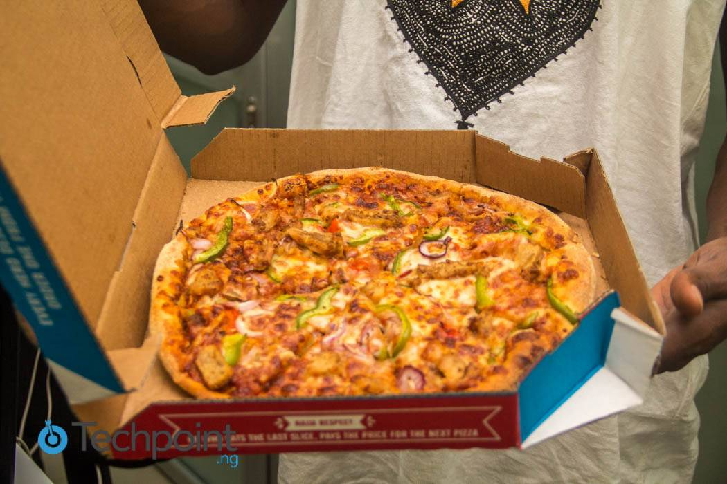 Domino's Pizza, Agungi3