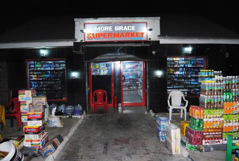 More Grace Supermarket, Lokoja1